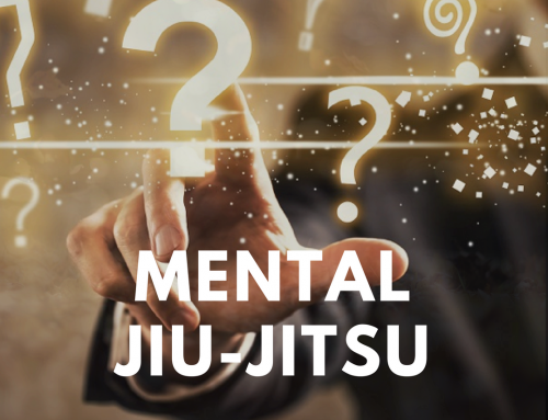 #10 Mental Jiu-Jitsu: Turning Problems into Questions